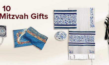 Top 10 Bar-Mitzvah Gifts